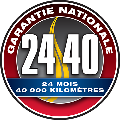garantie nationale pièce automobile